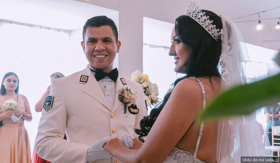 El matrimonio de Katheryne y Oscar en Bucaramanga, Santander