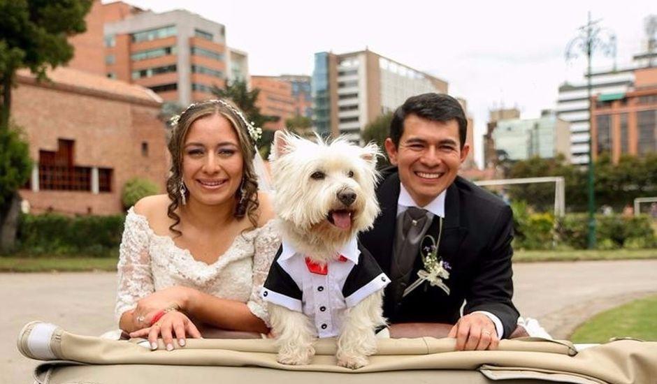 El matrimonio de Miguel y Carolina en Bogotá, Bogotá DC