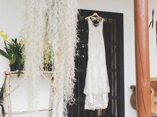 El matrimonio de Andrea y Guillermo 1