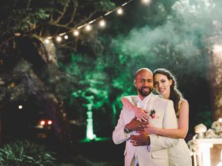 El matrimonio de Andrea y Guillermo
