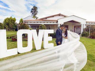El matrimonio de Mayra y Wilmer