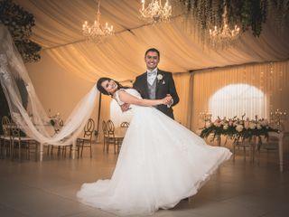 El matrimonio de Ana María y Andrés
