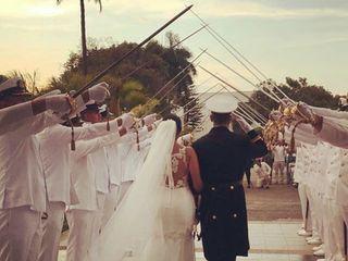 El matrimonio de María Paula y Fernando Antonio 1