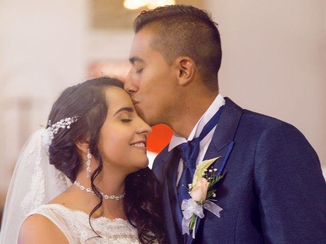 El matrimonio de Wilmer y Mayra en Bogotá, Bogotá DC 3