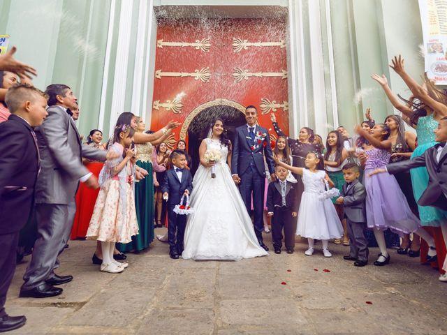 El matrimonio de Wilmer y Mayra en Bogotá, Bogotá DC 2