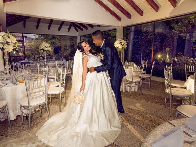 El matrimonio de Wilmer y Mayra en Bogotá, Bogotá DC 8