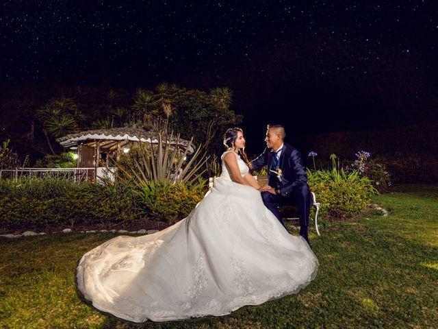 El matrimonio de Wilmer y Mayra en Bogotá, Bogotá DC 10