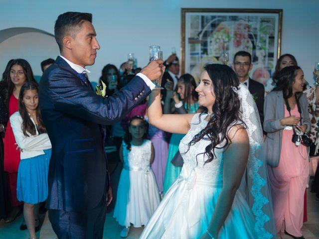 El matrimonio de Wilmer y Mayra en Bogotá, Bogotá DC 13