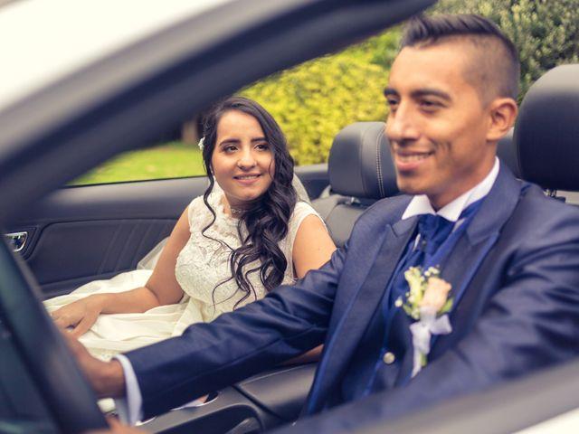 El matrimonio de Wilmer y Mayra en Bogotá, Bogotá DC 15