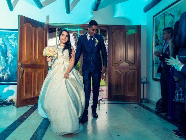 El matrimonio de Wilmer y Mayra en Bogotá, Bogotá DC 16