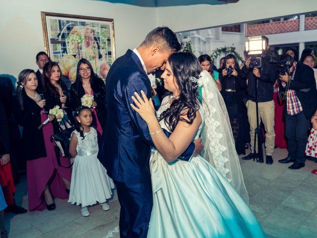 El matrimonio de Wilmer y Mayra en Bogotá, Bogotá DC 17