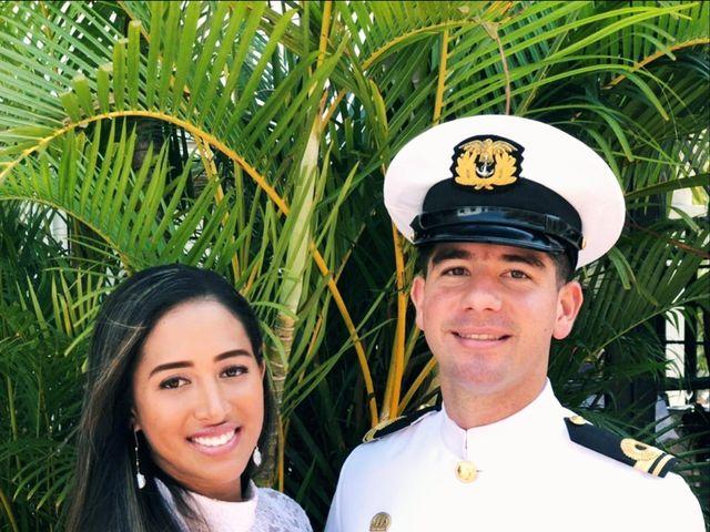El matrimonio de Fernando Antonio y María Paula en Cartagena, Bolívar 4