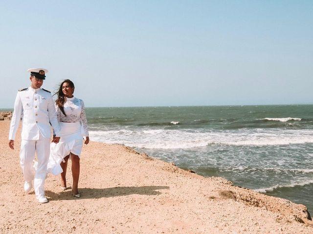 El matrimonio de Fernando Antonio y María Paula en Cartagena, Bolívar 2