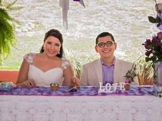 El matrimonio de Jessicca y Juan