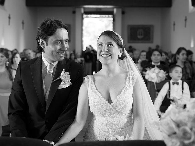 El matrimonio de Carolina y Juan Diego