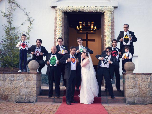 El matrimonio de Juan Diego y Carolina en Bogotá, Bogotá DC 1
