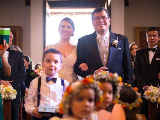 El matrimonio de Juan Diego y Carolina en Bogotá, Bogotá DC 41