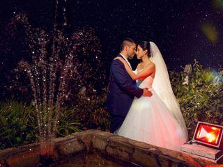 El matrimonio de Catalina y Oscar