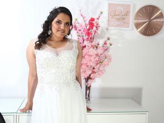 El matrimonio de Liliana y Yair 3