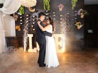 El matrimonio de Liliana y Yair