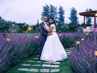 El matrimonio de Liza  y Oscar