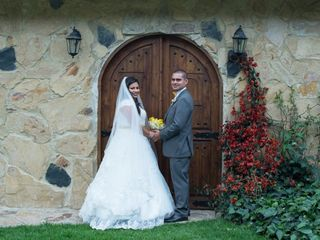 El matrimonio de Liza  y Oscar 2