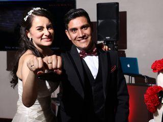 El matrimonio de Karen y Alejandro