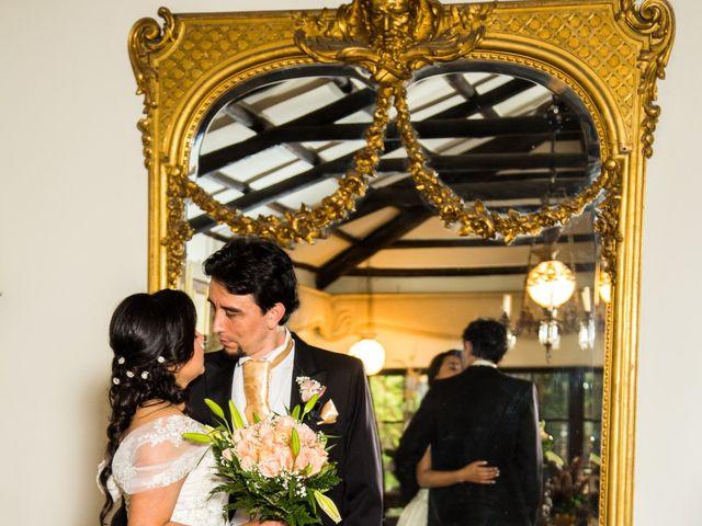 El matrimonio de Oscar y Carolina en Bogotá, Bogotá DC 1
