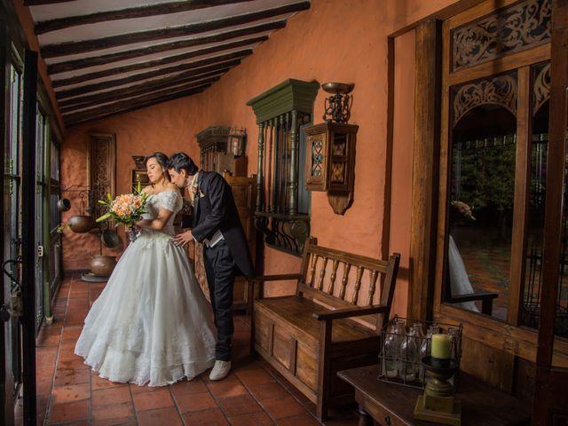 El matrimonio de Oscar y Carolina en Bogotá, Bogotá DC 2