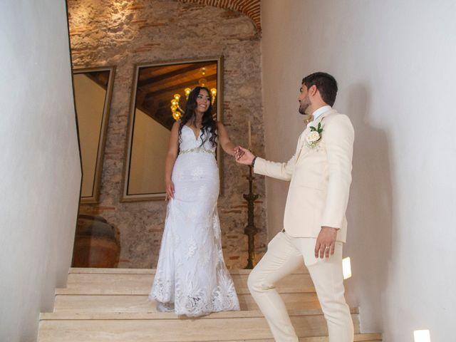 El matrimonio de Humberto y Dayanna en Cartagena, Bolívar 3