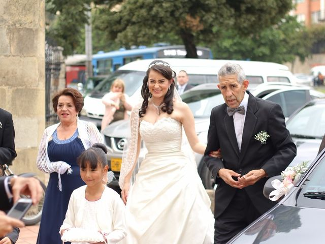 El matrimonio de Alejandro y Karen en Bogotá, Bogotá DC 15