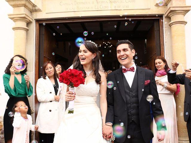 El matrimonio de Alejandro y Karen en Bogotá, Bogotá DC 1