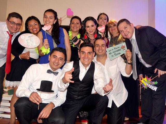 El matrimonio de Alejandro y Karen en Bogotá, Bogotá DC 37