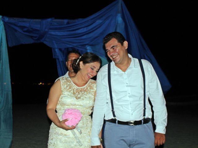 El matrimonio de Evelyn y Diego