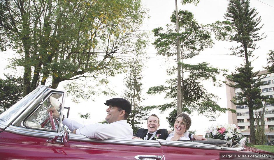 El matrimonio de Any y Carlos en Medellín, Antioquia