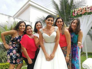 El matrimonio de Nataly y Andres 2