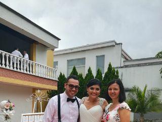 El matrimonio de Nataly y Andres 3