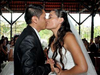 El matrimonio de Diego y Ángela 2