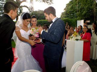 El matrimonio de Nicole  y Alejandro Qintero 2