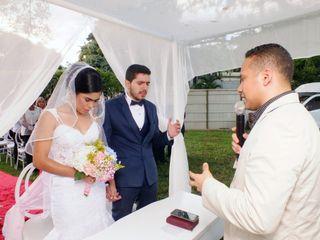 El matrimonio de Nicole  y Alejandro Qintero 3