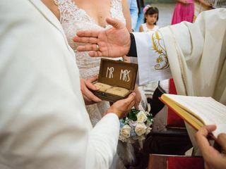 El matrimonio de Alejandra y Ángel 1