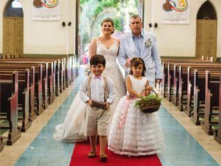 El matrimonio de Alejandra y Ángel 2