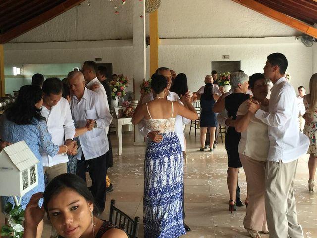El matrimonio de Andres y Nataly en Piedecuesta, Santander 5