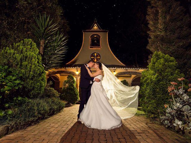El matrimonio de Viviana y Juan
