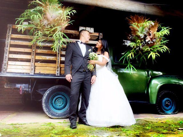 El matrimonio de Eduardo y Diana en Fusagasugá, Cundinamarca 3