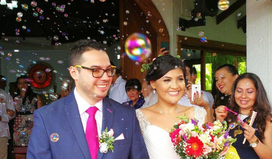 El matrimonio de Andres y Nataly en Piedecuesta, Santander