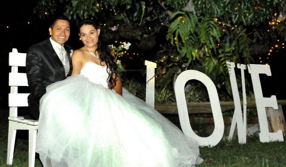 El matrimonio de Ángela y Diego en Popayán, Cauca