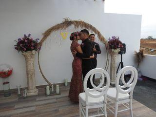 El matrimonio de Víctor Daniel y Dailyn Joseph