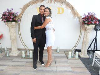El matrimonio de Víctor Daniel y Dailyn Joseph 3