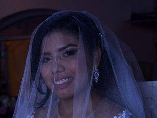 El matrimonio de Eder y Keila 1
